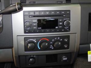 20052011 DodgeRam Dakota Car Audio Profile