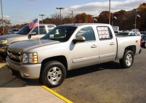 20072013 Chevrolet Silverado and GMC Sierra Crew Cab Car Audio Profile
