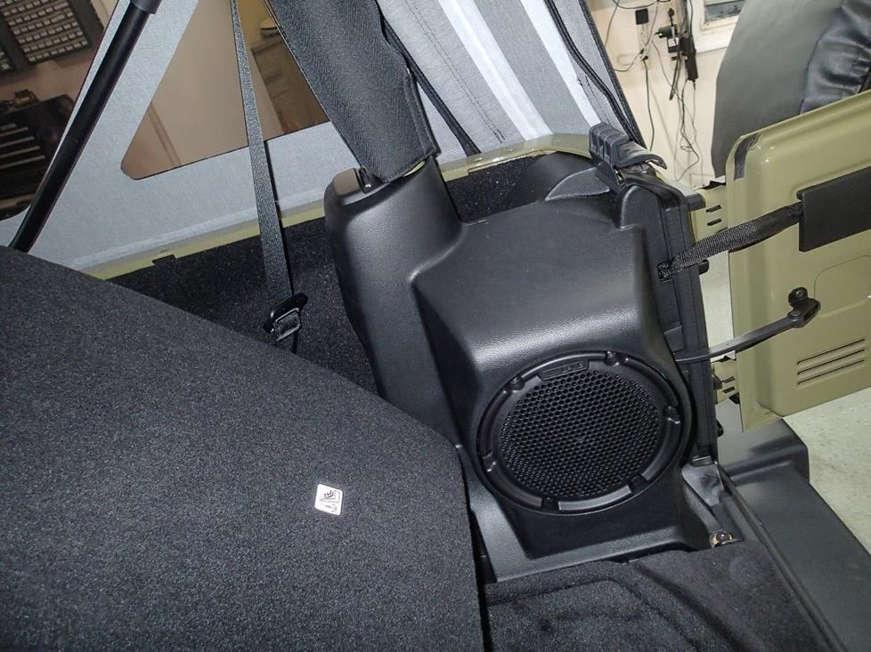 Jeep Jl Interior