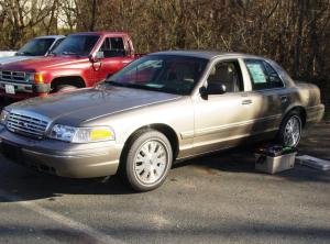 20032011 Ford Crown Victoria and Mercury Grand Marquis