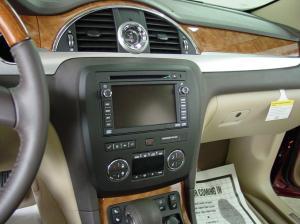 20082012 Buick Enclave Car Audio Profile
