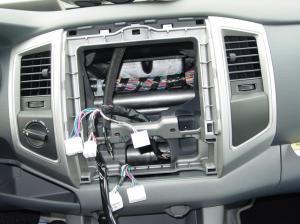 20052011 Toyota Taa Double Cab Car Audio Profile