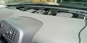 20032007 Cadillac CTS Sedan Car Audio Profile