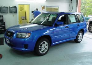 20032008 Subaru Forester Car Audio Profile