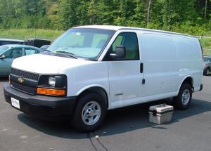 2003up Chevrolet Express and GMC Savana car audio profile