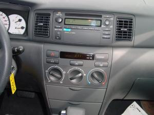 20032008 Toyota Corolla Car Audio Profile