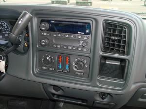 20032007 Chevy Silverado and GMC Sierra Crew Cab Car Audio Profile