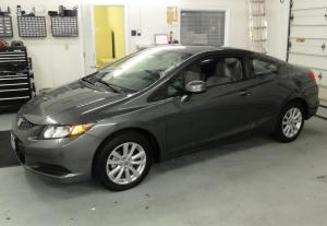 20122015 Honda Civic car audio profile