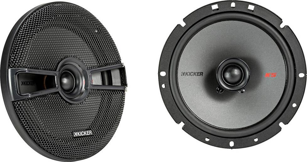 Alto-falantes de áudio do carro Kicker série KS