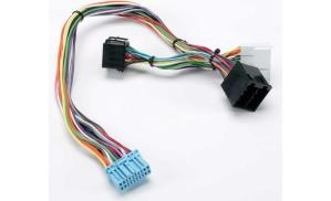 Honda Bluetooth® Wiring Harness Integrates Bluetooth cell phone kits with factory stereos in