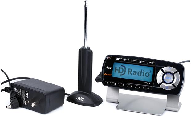 Jvc Hd Radio Home Package Includes Kt Hdp1 Hd Radio Tuner