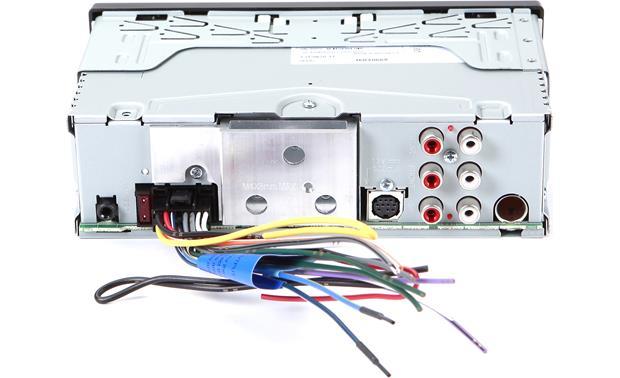 Jvc Kd X33mbs Digital Media Receiver For Jeep Powersports