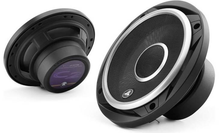 "JL Audio C2-650X Evolution™ C2 Series 6-1/2"" 2-way car speakers at  Crutchfield"