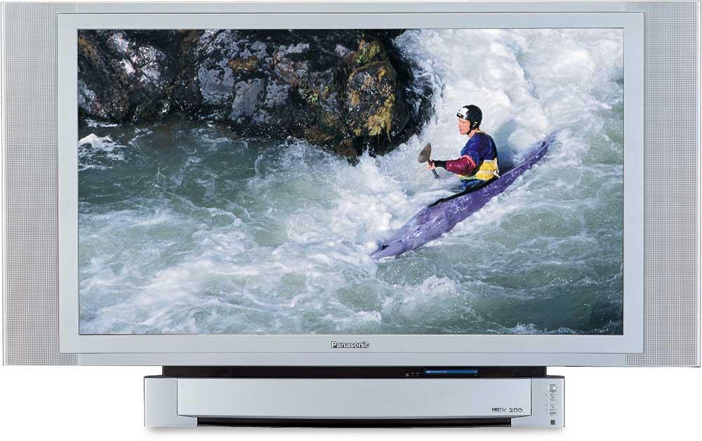 Panasonic Pt 60lc14 60 Hdtv Ready Rear Projection Lcd Tv