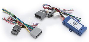 PAC C2RCHY4 Wiring Interface Connect a new car stereo and retain the factory amplifier in