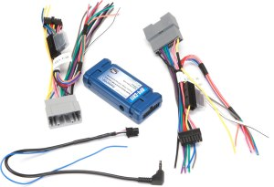PAC RP4CH11 Wiring Interface Connect a new car stereo and