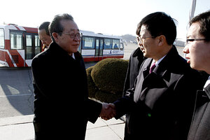 North Korea agrees to suspend nuclear activities (+video ...