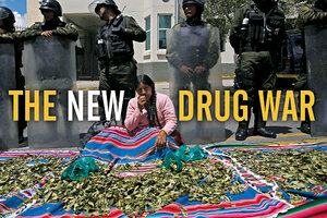 Cartoons Political Trafficking Drug