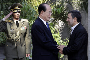 Nuclear deal? New North Korea and Iran pact raises ...