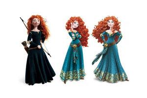 Disney Princess Merida Makeover A 7 Year Olds Verdict On