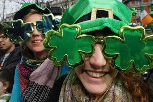 St. Patrick's Day shenanigans to feature blarney, malarkey ...