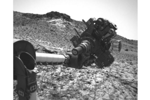 When will Mars rover Curiosity be able to move its arm