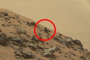 Mars pyramid: Alien structure or everyday pareidolia ...
