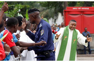 Image Result For Church At Helm Of Congo Protests From State Partner To Spiritual Opposition