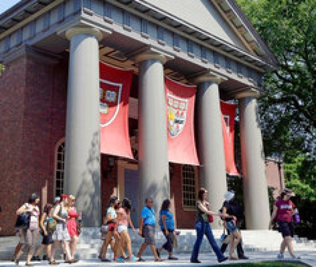 Diversity Or Discrimination Whats At Stake In The Harvard Admissions Lawsuit