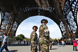 Ex-French intelligence official: Europe travel warnings ...