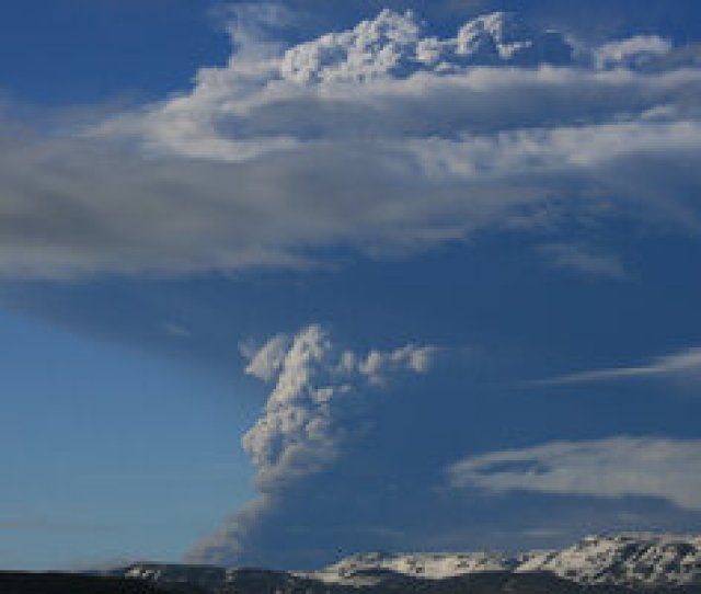 Iceland Volcano Eruption Ii Volcanic Ash Shouldnt Disrupt Travel Too Much This Time