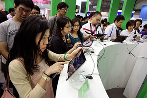 Taiwan computer makers plot against Apple - CSMonitor.com
