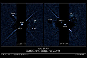 Pluto moon discovery hints at future surprises for NASA