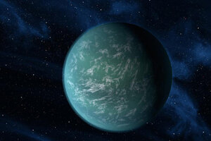 New earthlike planet discovered by NASA spacecraft
