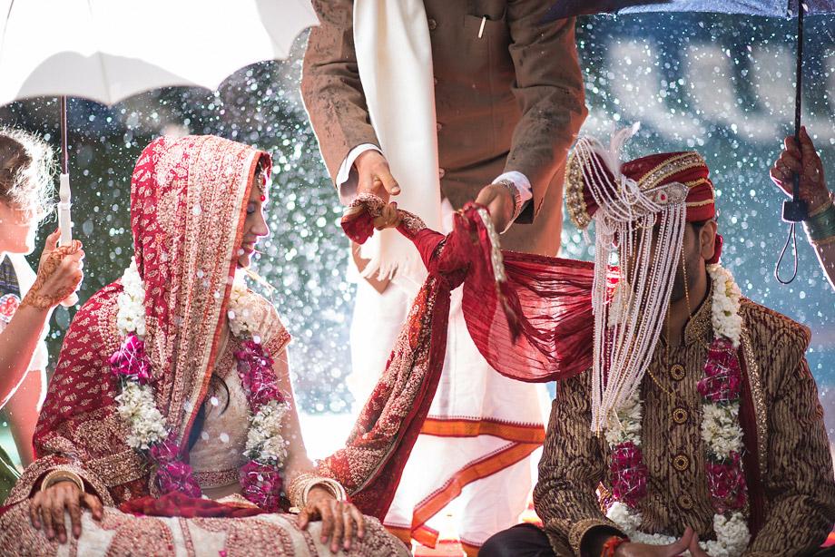 Muslimische Hochzeitsbräuche
