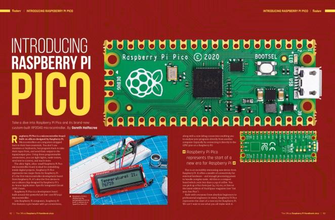 Introducing Raspberry Pi Pico