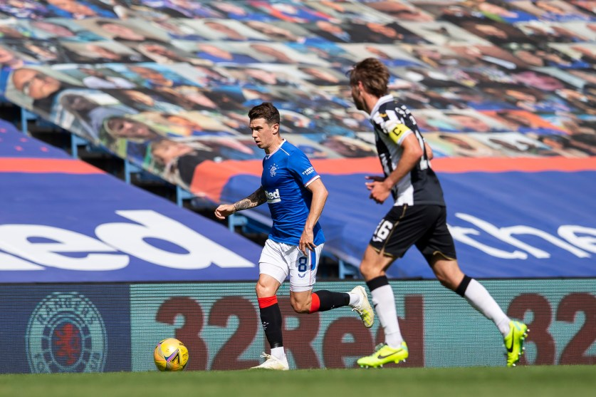 090820 Rangers vs St Mirren Jack 40