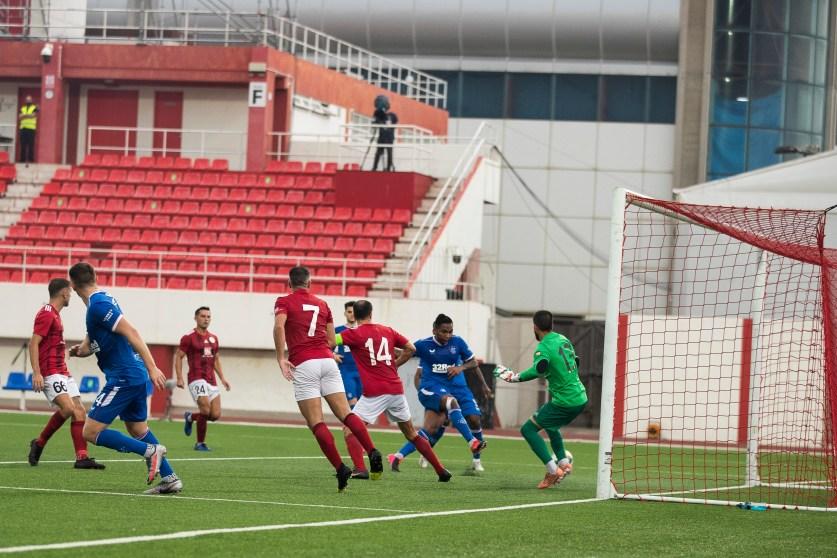 170920 Red Imps v Rangers Morelos Goal 69