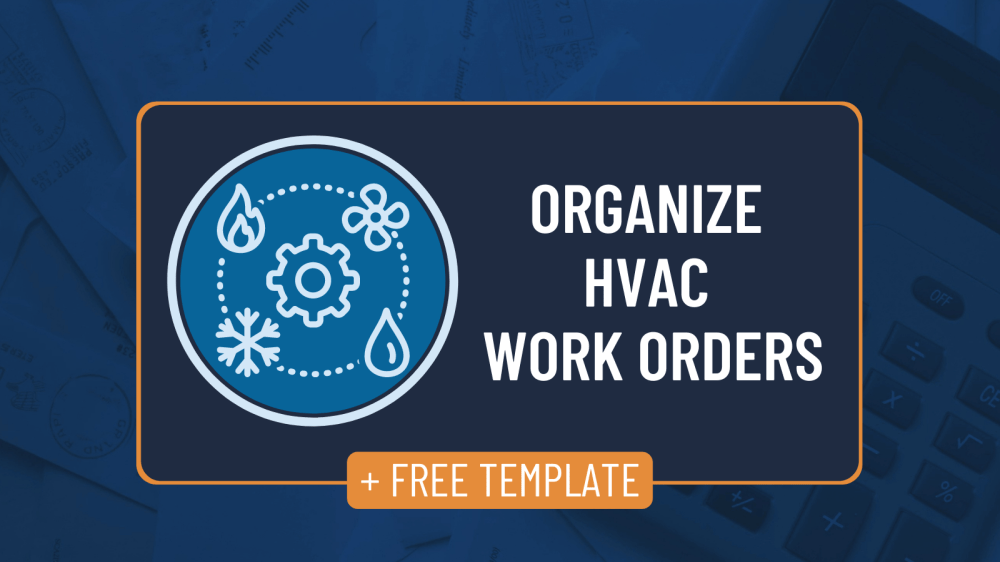 An hvac price book template is used to keep a record of the standard prices for various jobs, equipment, and installations for your hvac business. Free Hvac Work Order Template Get Organized And Impress Customers