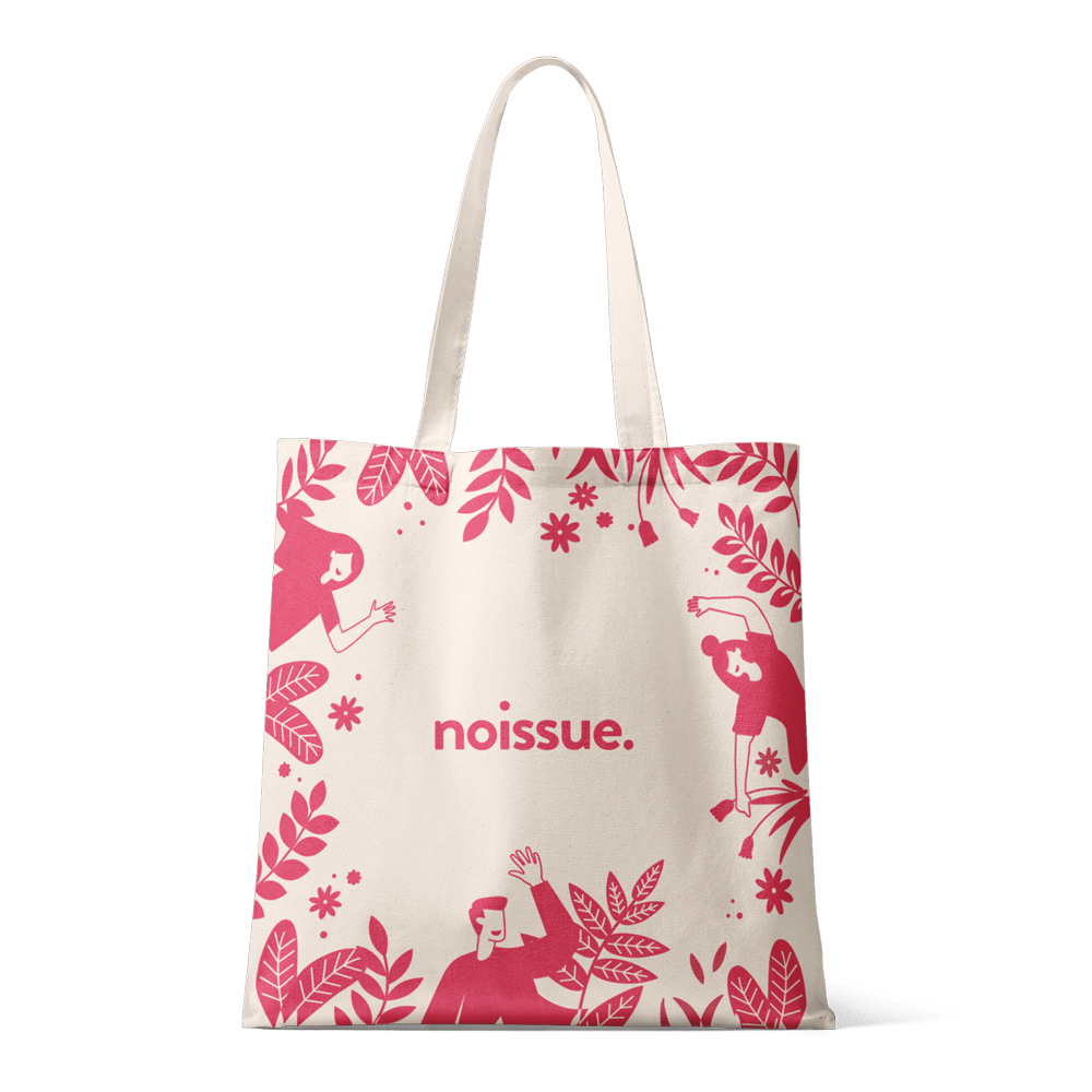 Free mockup provided to you by mockup planet. Eco Friendly Custom Personalized Tote Bags Noissue