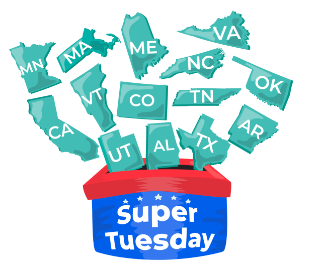 Super Tuesday What It Means For The Candidates Skimm News