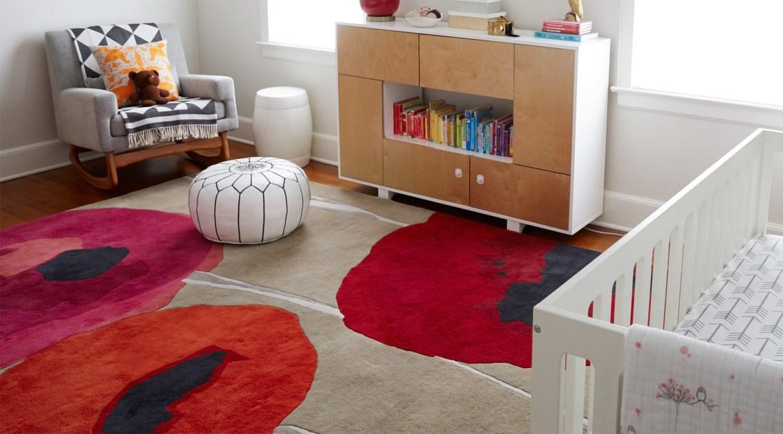 17 Best Kids Rugs For Baby S Nursery Or Playroom