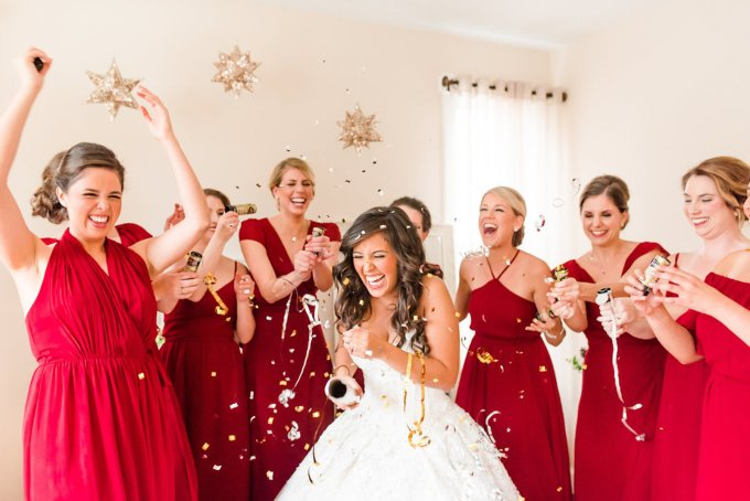 what to do if you can't choose just one maid of honor | zola