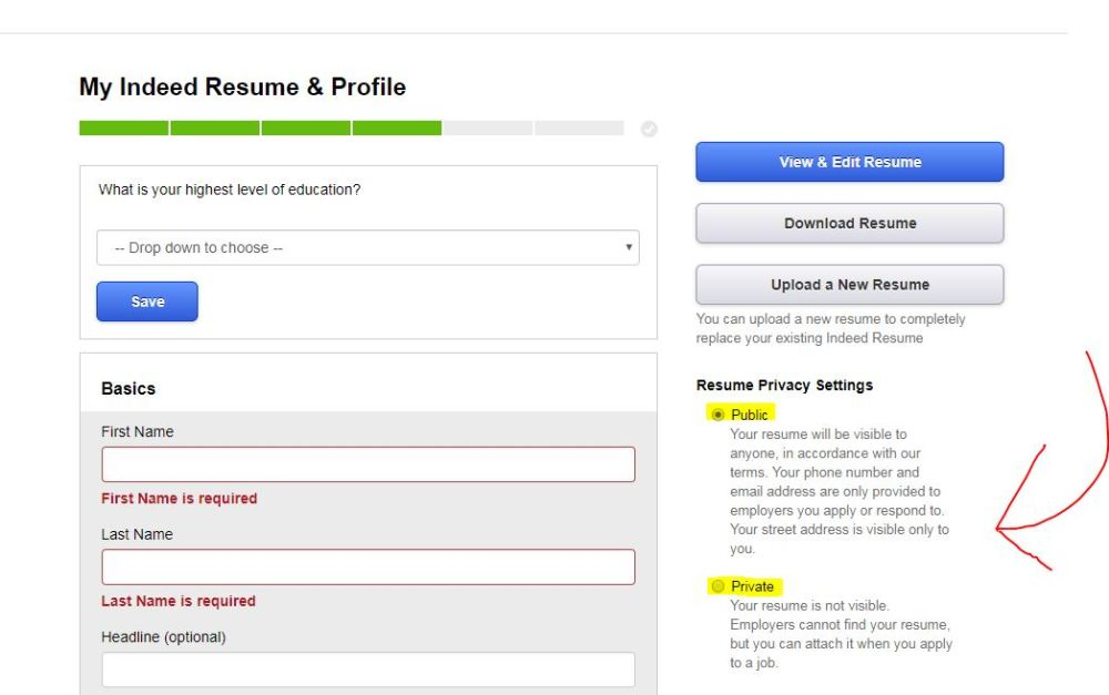 Online boards, search engines, and employment. Should You Upload Your Resume On Sites Like Indeed Privacy Tips Zipjob