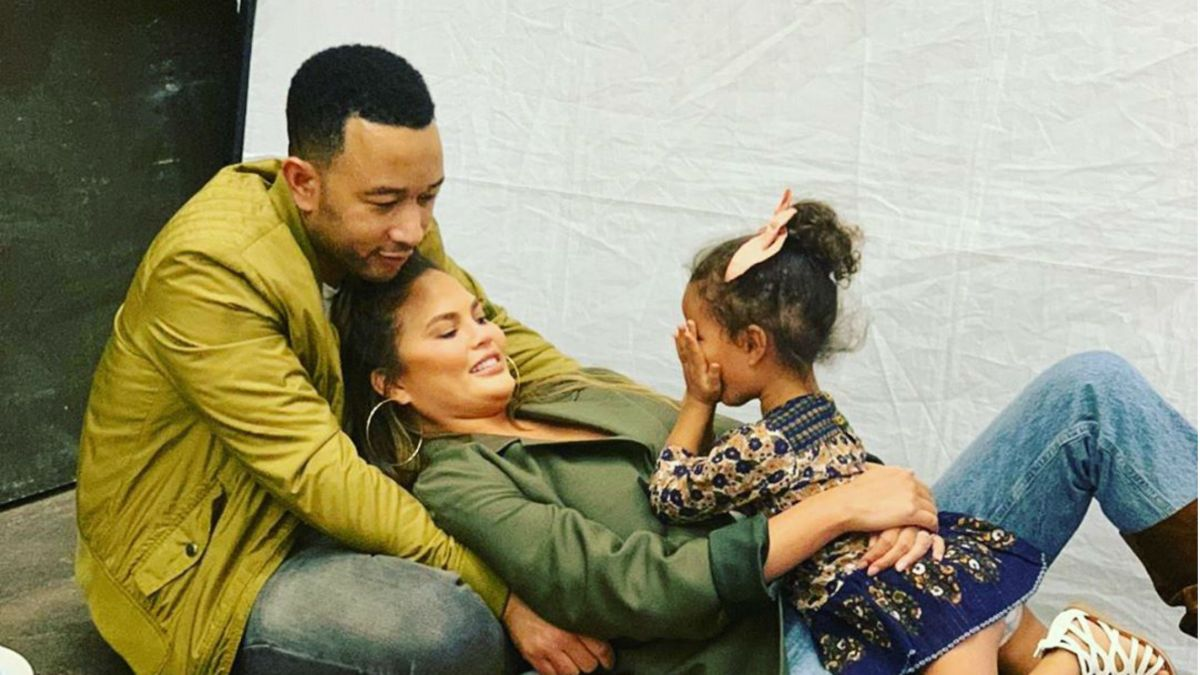 Chrissy Teigen Gets Refreshingly Real About Her Privileged Mom Lifestyle |  Mom.com