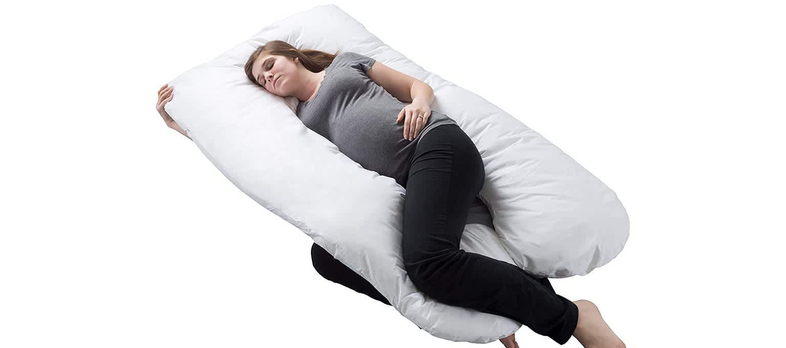 9 best pregnancy pillows reviewed in