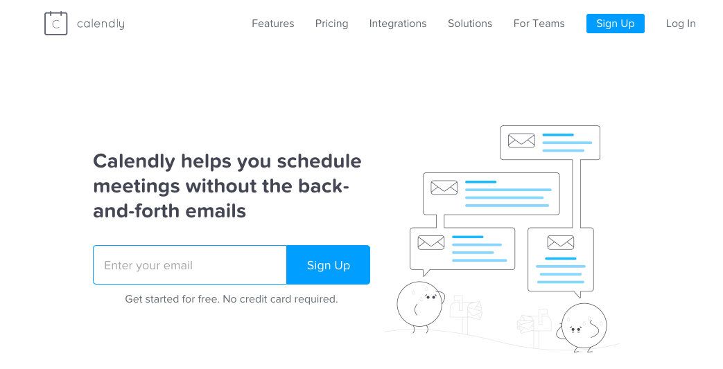 calendly scheduling app