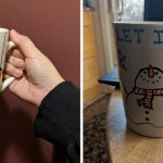 I Tried Making Diy Christmas Mugs For Holiday Gifts Littlethings Com