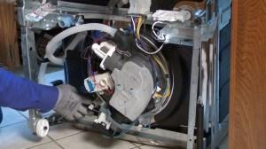 dishwasher leaks video dishwasher