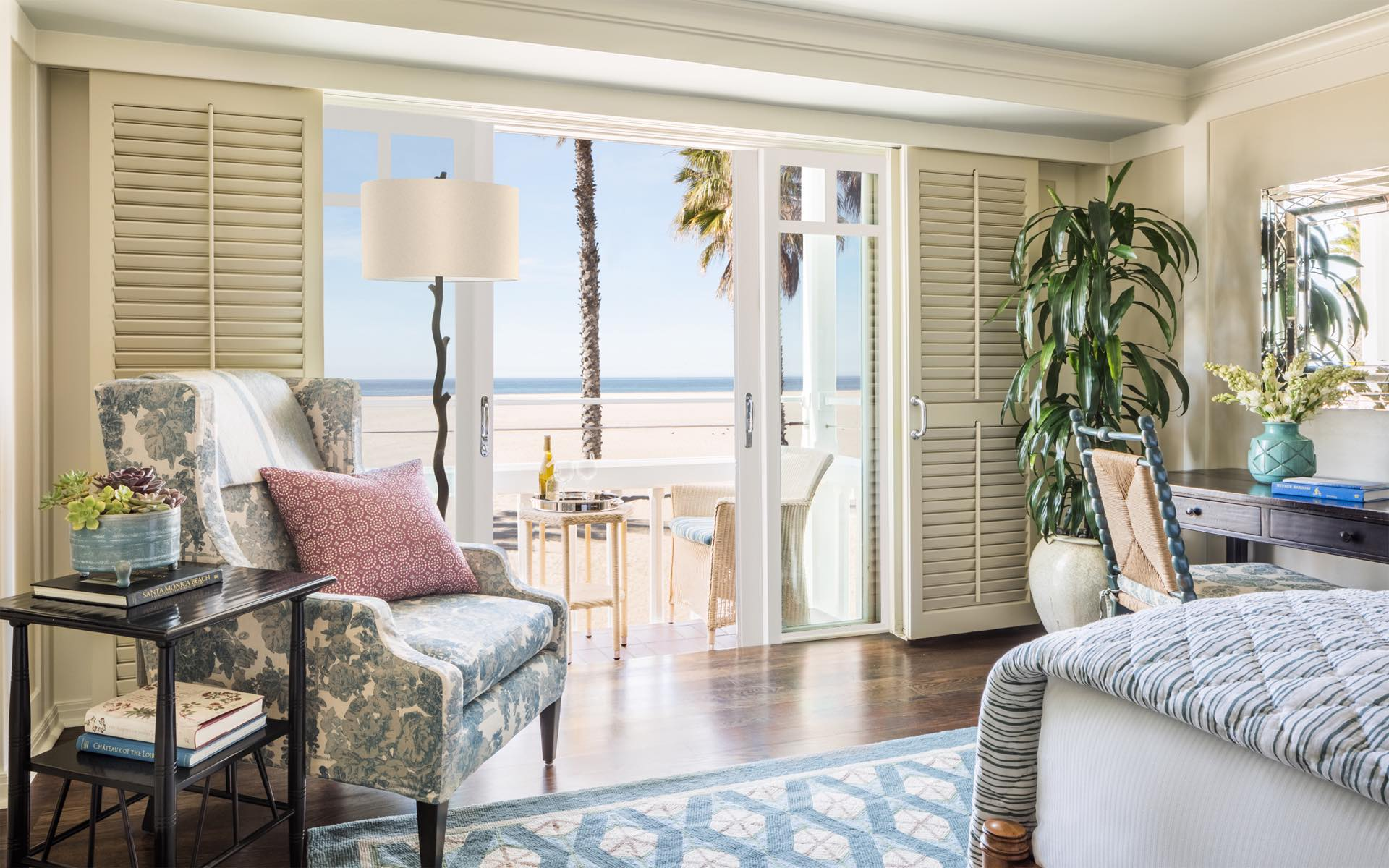 Full access to the amenities of shutters on the beach, including: Santa Monica Hotel Luxury Beach Hotel The Iconic Shutters On The Beach